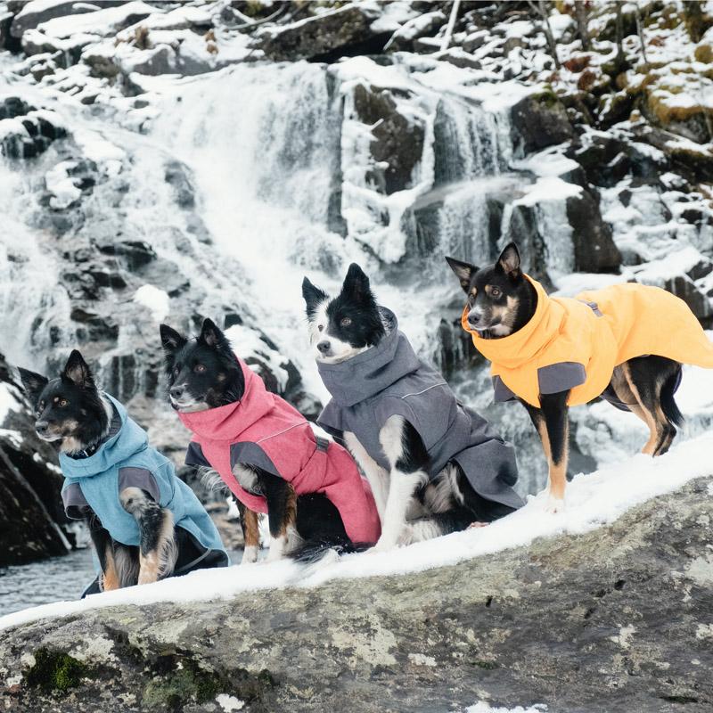 hurtta expedition parka warm dog coat