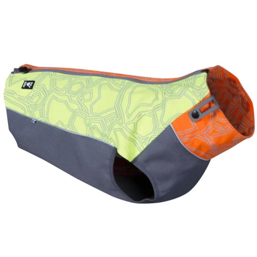 hurtta neon combo dog worker vest high visability dog protection
