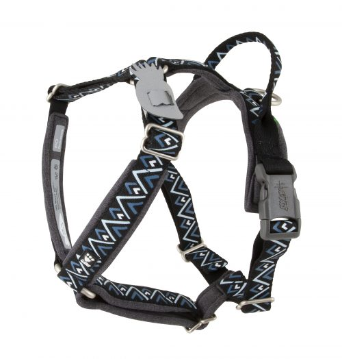 hurtta razzle dazzle harness blackberry